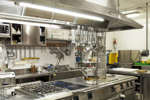 Commercial kitchen repair in Derby, Derbyshire and the Midlands